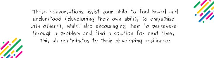 Kindergarten transition blog quote
