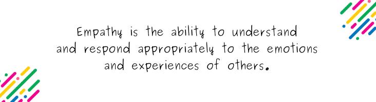 Empathy blog quote 1