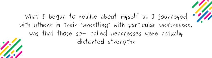 Personal strengths blog quote 3