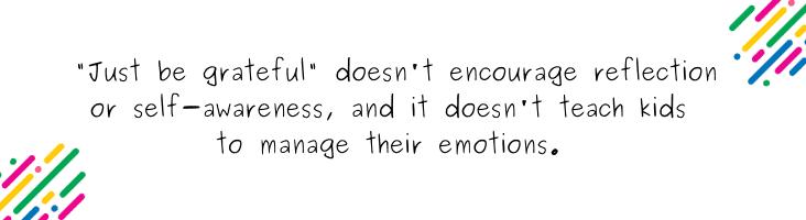 How to teach kids gratitude blog quote 2