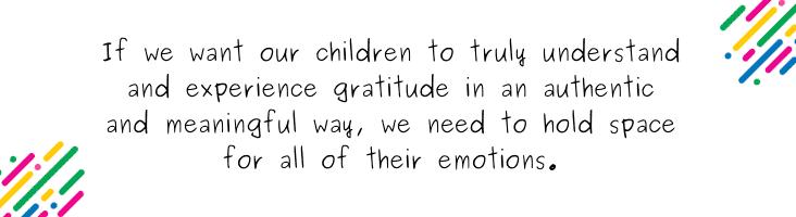 How to teach kids gratitude blog quote 6
